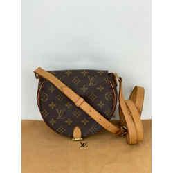 LOUIS VUITTON Monogram Tambourine Shoulder Crossbody Bag M51179 LV Auth A611