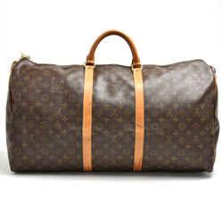 Vintage Louis Vuitton Keepall 60 Monogram Canvas Duffle Travel Bag Lt976