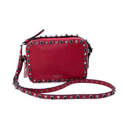 Valentino Rockstud Rolling Noir Cross Body Bag