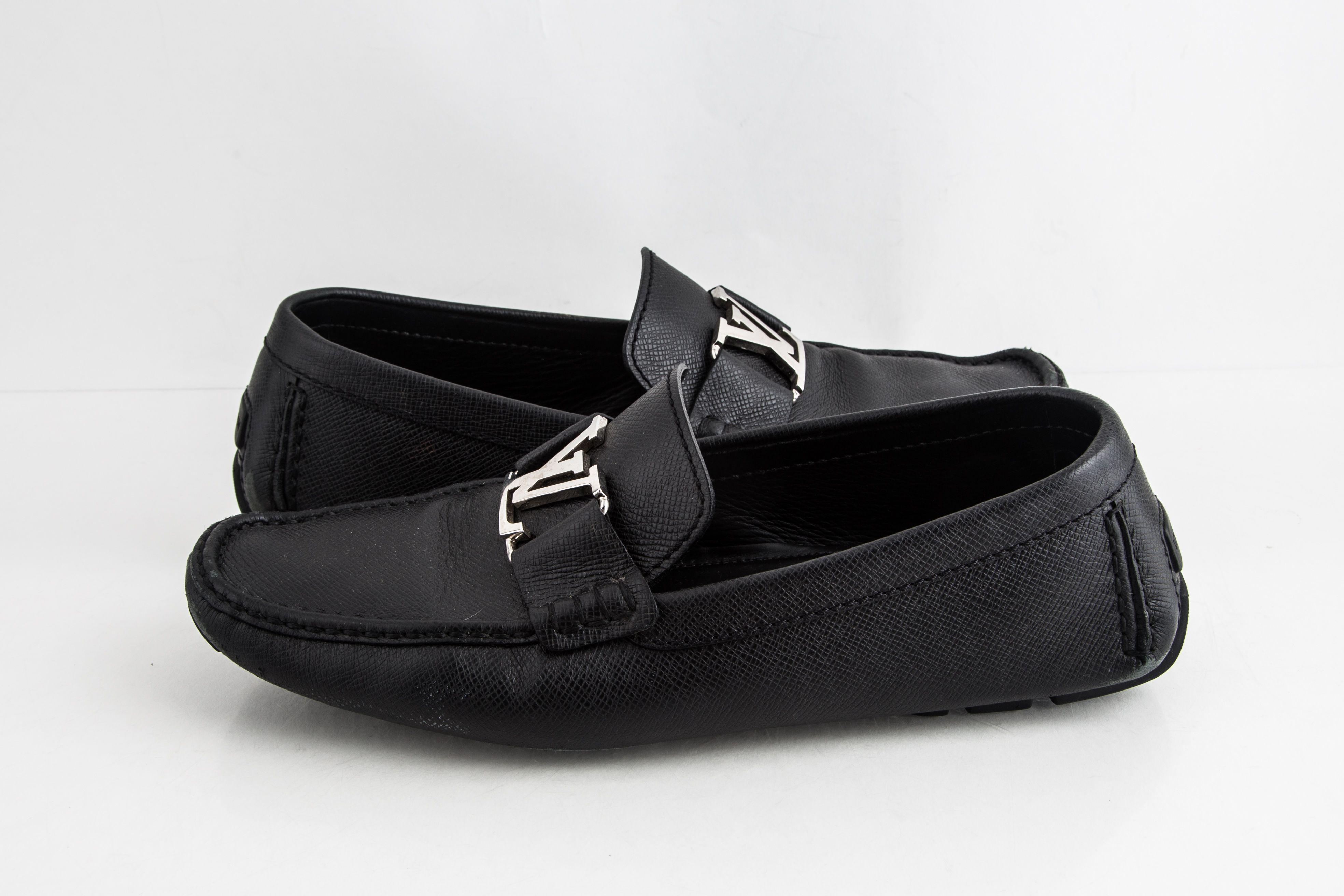 Louis Vuitton Monte Carlo Moccasin Noir