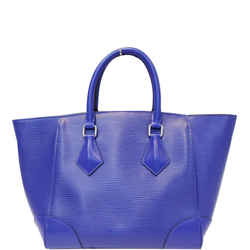Louis Vuitton Phenix Pm Epi Leather Shoulder Bag Blue