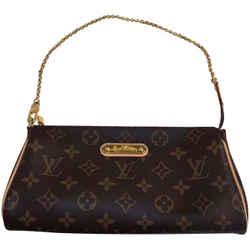 Louis Vuitton Eva Monogram Canvas Cross Body Bag