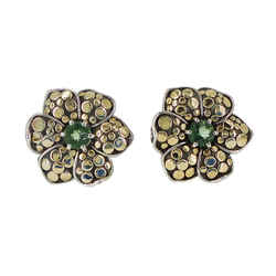 John Hardy | Ayu Frangipani Flower Earrings