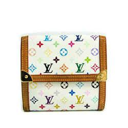 Louis Vuitton Monogram Multicolore M92983 Monogram Multicolore Wallet ( BF513808