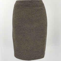 St John Striped  Skirt Size 6