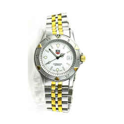 WD1221 Two Tone Watch