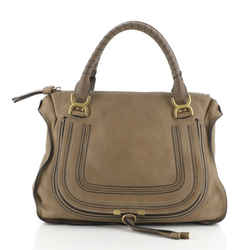Marcie Shoulder Bag Leather Large