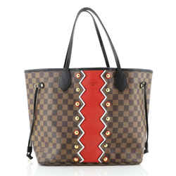 Neverfull NM Tote Limited Edition Damier Karakoram MM