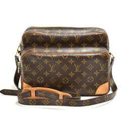 Louis Vuitton Nile Monogram Canvas Shoulder Bag LU384