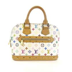 Alma Pm Monogram Multicolore Canvas Handbag