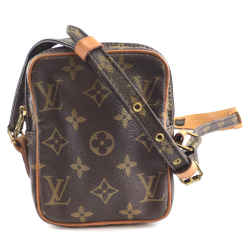 Louis Vuitton Messenger Micro Mini Monogram Canvas