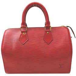 Louis Vuitton Red Epi Leather Speedy 25 Boston PM 861570
