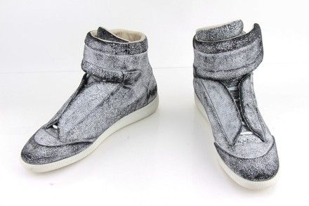 maison martin margiela high top sneakers