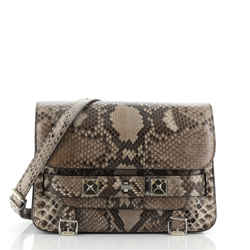 PS11 Crossbody Bag Python Mini