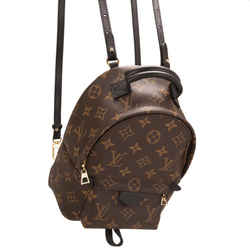 Louis Vuitton Monogram Palm Springs Mini Backpack 860930