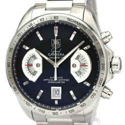 Polished TAG HEUER Grand Carrera Calibre 17 RS Automatic Watch CAV511A BF534549