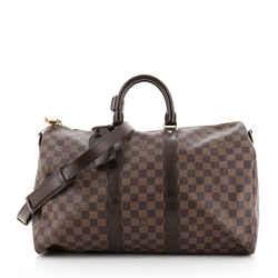 Keepall Bandouliere Bag Damier 45