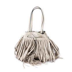 Prada Fringes Bucket Bag