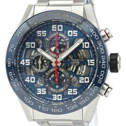 TAG HEUER Carrera Calibre Heuer 01 Red Bull Racing Steel Watch CAR2A1K BF532221