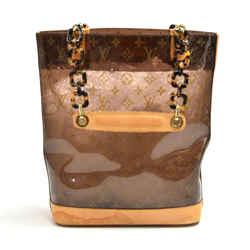 Louis Vuitton Sac Ambre MM Monogram Vinyl Tote Handbag - 2003 Limited LU136