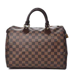 LOUIS VUITTON DAMIER EBEBNE SPEEDY 30