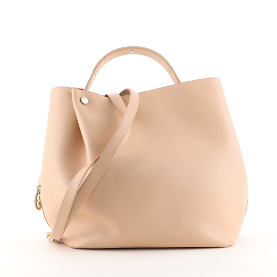 Diorific Bucket Bag Leather Small