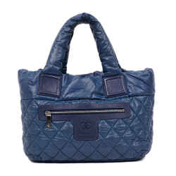 Cocoon Blue Quilted Pillow Bag 2009