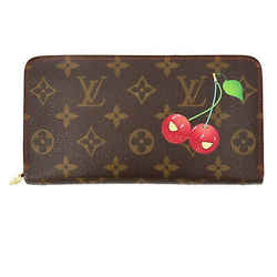 Louis Vuitton Monogram Canvas Cherry Porte Monnaie Long Wallet M95006 France