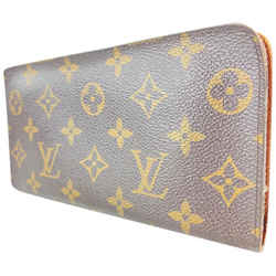 Louis Vuitton Monogram Zippy Wallet Long Zip Around Continental 13LVL1125