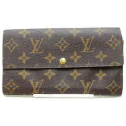 Louis Vuitton 872100 Monogram Sarah Long Wallet Portefeuille Porte Tresor
