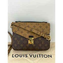Louis Vuitton POCHETTE METIS Monogram Reverse Canvas Bag M44876 A628