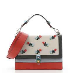 Kan I Bag Beaded Leather Medium