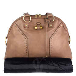 Muse Large Leather Bag