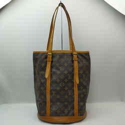 Louis Vuitton Monogram Marais Bucket GM Tote Bag 862248