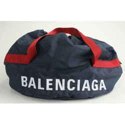 Balenciaga Wheel Everyday Nylon Travel Bag XL
