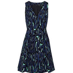 Proenza Schouler New Flocked Ottoman Cocktail Dress Size: 2 (XS) Length: Mid-Length