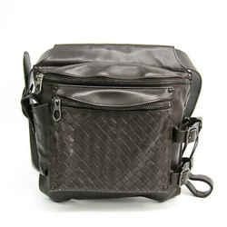Bottega Veneta Intrecciato 121604 Unisex Leather Fanny Pack,shoulder Ba Bf500800