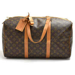 Vintage Louis Vuitton Sac Souple 45 Monogram Canvas Duffle Travel Bag LT929