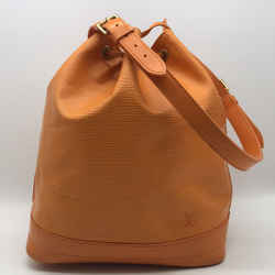 Louis Vuitton Orange Epi Petit Noe GM