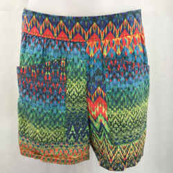 Missoni Blue Printed Shorts 8