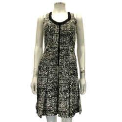 Proenza Schouler Black & White Dress Size Small