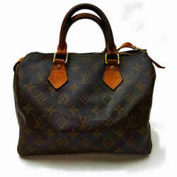 Louis Vuitton Monogram Speedy 25 Boston PM 860968
