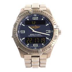 Aerospace Quartz Watch Titanium 42