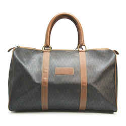 Dior Black Monogram Oblique Trotter Boston Duffle Dior Black Monogram Oblique Trotter Boston Duffle 860977