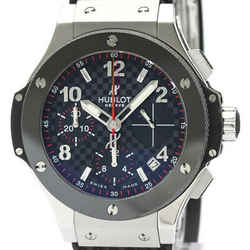 Polished HUBLOT Big Bang Chronograph 41mm Automatic Watch 342.SB.131.RX BF517543