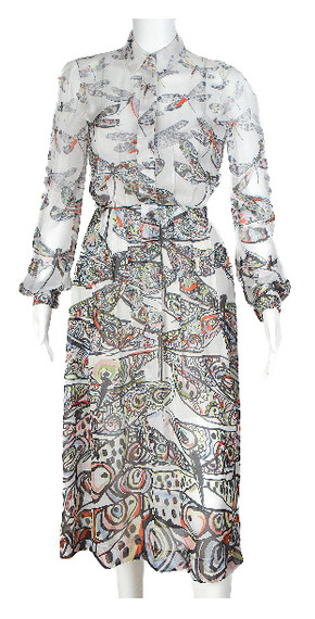 Matthew Williamson Silk Dress - New With Tags