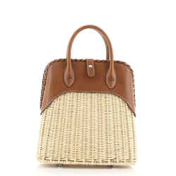 Bolide Picnic Bag Barenia and Wicker