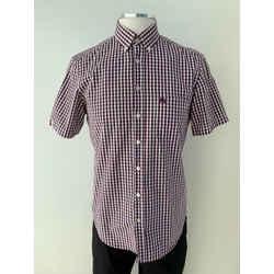 Burberry Size M Men's Shirt Short Sleeve