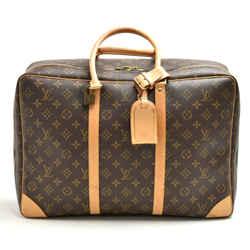 Louis Vuitton Sirius 45 Monogram Canvas Travel Bag LU259