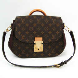 Louis Vuitton Monogram Edenmm M40581 Women's Handbag Bordeaux,monogram Bf327345